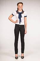 Школьные брюки для девочки Лицей. Размер 6 - 17 лет