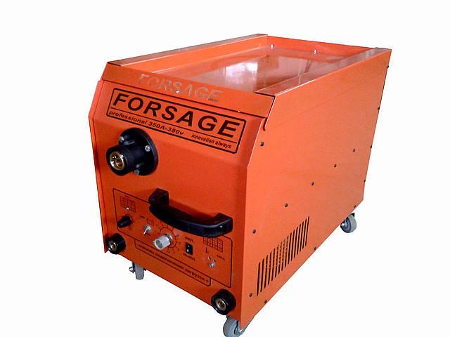Сварочный полуавтомат «Forsage Tornado 350- 380В» (Forsage - Украина)