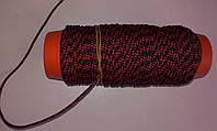 Линь TIGULLIO 1.6 ( 130 кг ) с кевларом красное сечение