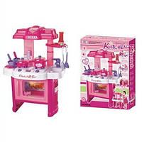 Кухня детская игрушечная электронная 008-26