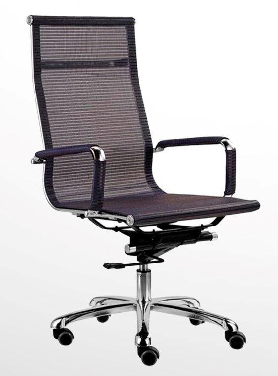 Кресло Slim Net HB (XH-633 Black)