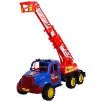 Машина kinderway Дампер Пожарная kw-13-004-1