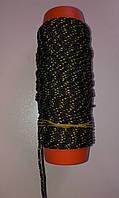 Линь TIGULLIO 1.8 ( 160 кг ) с кевларом желтое сечение сечение