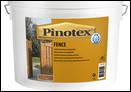 Новый продукт! Пропитка PINOTEX FENCE для заборов и садовых построек, изготовленных из пиленой древесины 10л