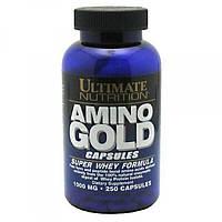 Аминокислоты Amino 1000 Gold (250 капс)