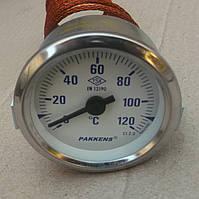 Термометр для котла капиллярный на 120 *С (длинна термопары-2 метра)