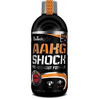 Аргинин AAKG Shock Extreme - (1000 мл)