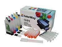 """СНПЧ торговой марки """"ColorWay"""""""