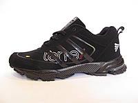 Кроссовки мужские  Adidas Marathon Flyknyt черные (адидас) ,(р.41,42,44)