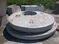 Плита перекрытия колец 1ПП 20-1