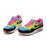 Nike Air Max 87 Blue/Pink/Black/Green