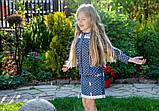 Джинсовая юбка МОНЕ р-ры 98,104,110,116,122,128,134, фото 2