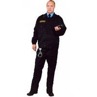 Костюм Охранник - Инкассатор,униформа  для охраны,рабочая одежда