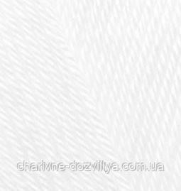 Пряжа для ручного и машинного вязания (летняя детская) Diva Baby Alize/Дива Беби Ализе
