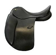 Седло для лошади выездковое D-ring