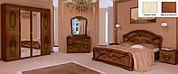 Спальня Прімула вишня бюзум МіроМарк / Спальный гарнитур Primula MiroMark