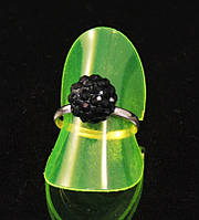 Кольцо шамбала,чёрное