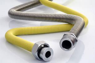Гибкие шланги для воды и газа ( подводка)