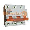 """Автоматический выключатель ВА 63-100 3п, D, 6кА, 63А ТМ """"Electro"""""""