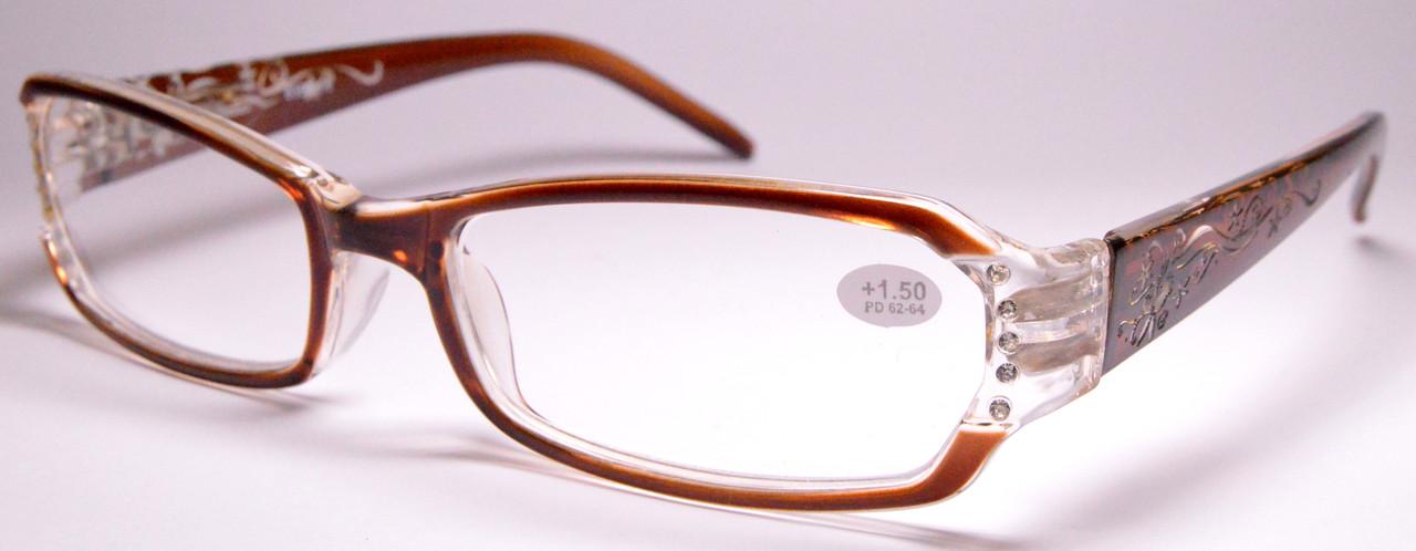 Женские очки с диоптриями (8368 кор) + 4.0