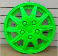 Баллончик жидкой резины Rubber Paint (зеленый неон, салатовый, кислотный, ядовито зеленый матовый)