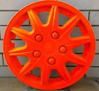 Баллончик жидкой резины Rubber Paint (оранжевый неон, кислотный, ядовито оранжевый матовый)