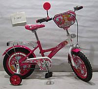 Велосипед TILLY Миледи 14 T-21421 crimson + white