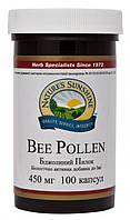"""""""Пчелиная пыльца,Bee Pollen  """"-комплекс капсул с витаминами и минералами 100капс США"""