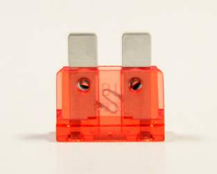 Предохранитель (красный) 10A на Renault — Bosch (Оригинал) - 1 904 529 905