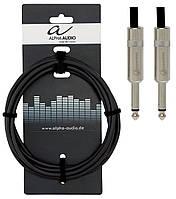 Gewa Alpha Audio Pro Line кабель для электрогитары J6,3моно - J6,3моно (6m)