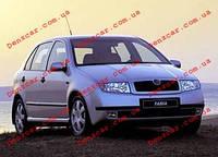 Ветровик SKODA Fabia I Combi 2000-2007 (на скотче)