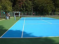 Теннисный корт, фото 1