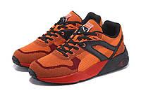 Мужские кроссовки Puma R698 Knit orange