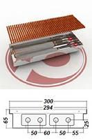 Внутрипольный конвектор POLVAX KEM 300 - 65