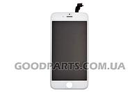 Дисплей с тачскрином и рамкой для телефона iPhone 6 (Оригинал)