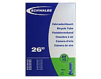 Камера Schwalbe 13 AV 26x1.5-2.5 Schrader