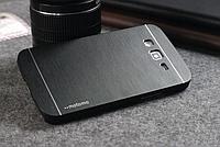 Металлический черный чехол Motomo для Samsung Galaxy A5