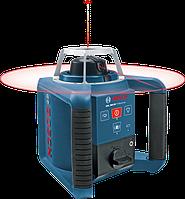 Нивелир лазерный ротационный Bosch GRL 300 HV SET 0601061501, фото 1