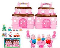 Игровой набор Дача Свинки Пеппы, 666-007-1 KK