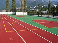 Спортивная площадка для нескольких видов спорта