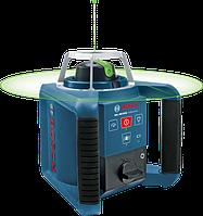 Нивелир лазерный ротационный Bosch GRL 300 HVG SET 0601061701, фото 1