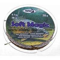 Поводковый материал Katran SOFT MAGIC 20m. 15Lb (6.8kg)