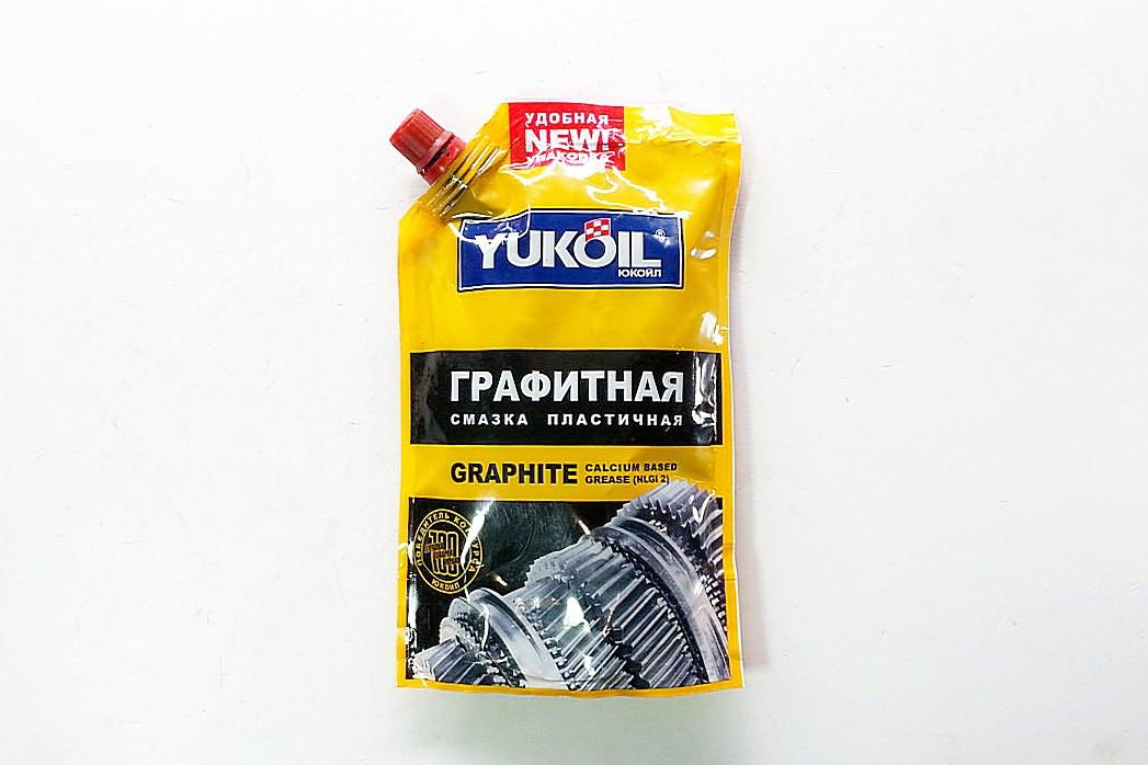 "Смазка ""Графитная"" 375 гр ""Yuko"""