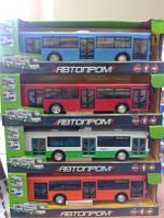 Троллейбус, автобус  Автопром
