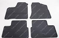 Резиновые коврики Лада Приора (коврики в салон Lada Priora, комплект 4шт)