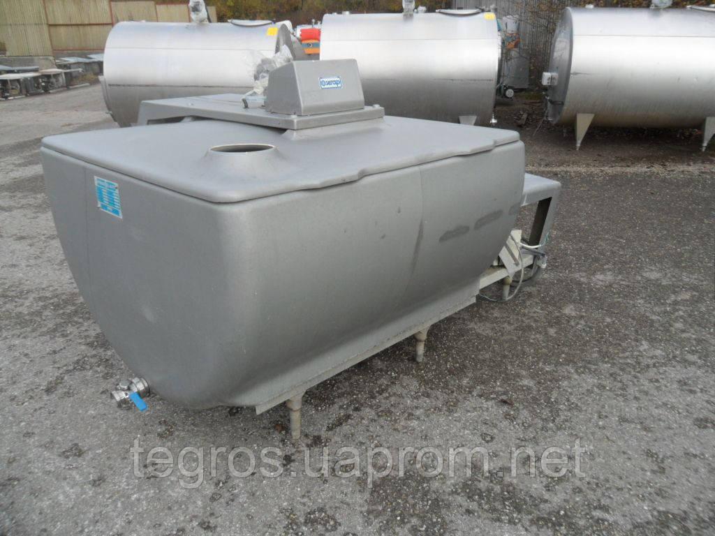 Охладитель молока открытого типа Serap Frais Lait 1200