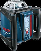 Нивелир лазерный ротационный Bosch GRL 500 H + LR 50 Professional 0601061A00, фото 1