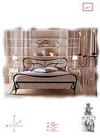 Кованые кровати на заказ