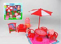 Свинка Пеппа набор мебели TM8866 KK