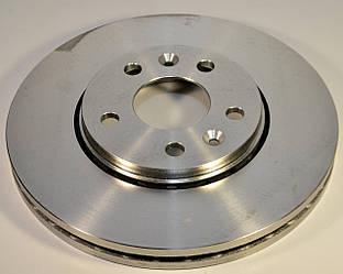 Тормозной диск передний на Renault Trafic III + Opel Vivaro II 14->  - Renault (Оригинал) - 402066352R